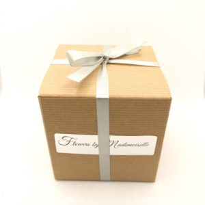 FbyM craft gift box face